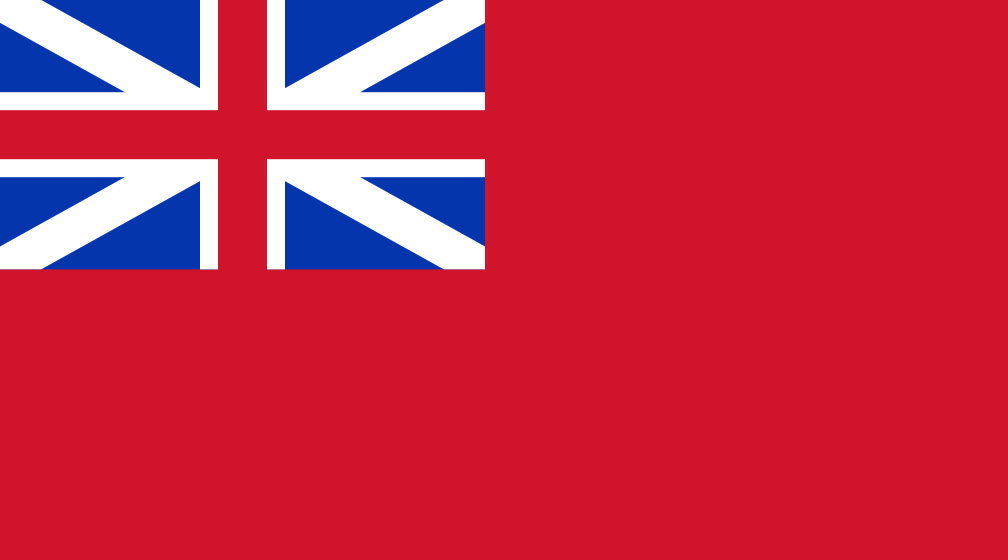 Delaware Colony British America British Red National Flag Of Canada