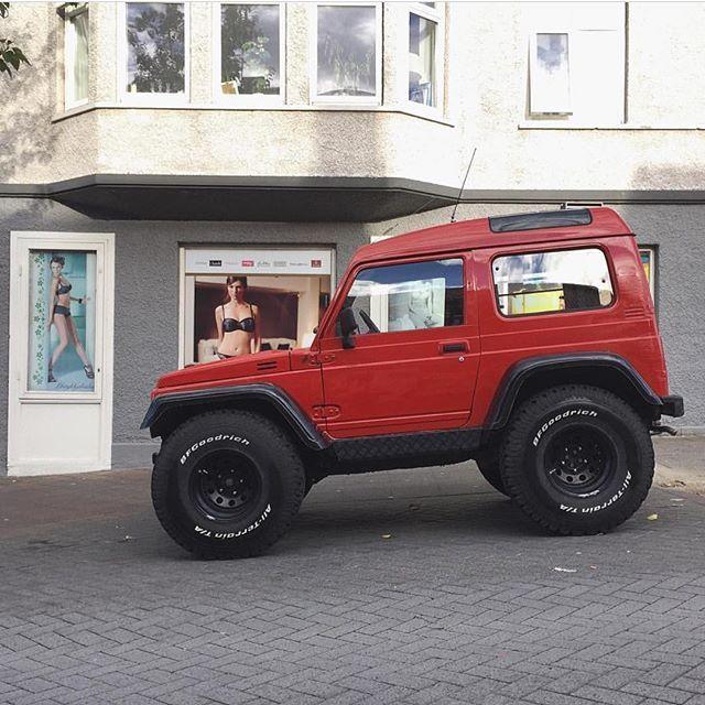 Icelandic suzuki samurai | 4 x 4 & Trucks & SUV #1 ...