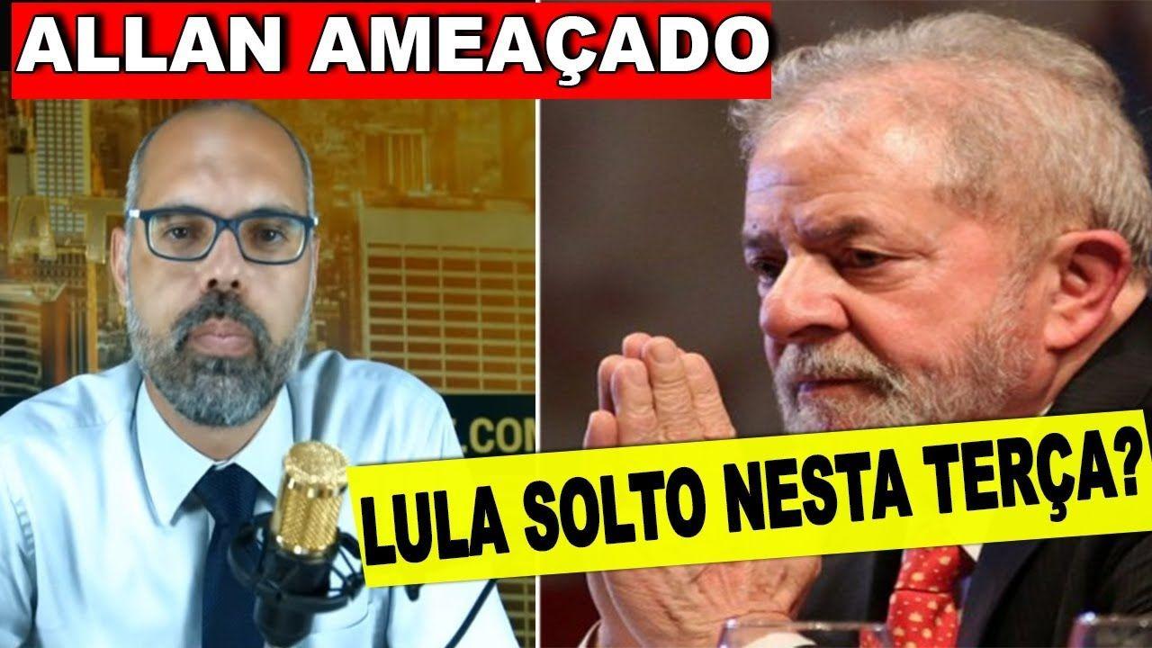 Urgente Lula Pode Ser Solto Nesta Terça Allan Dos