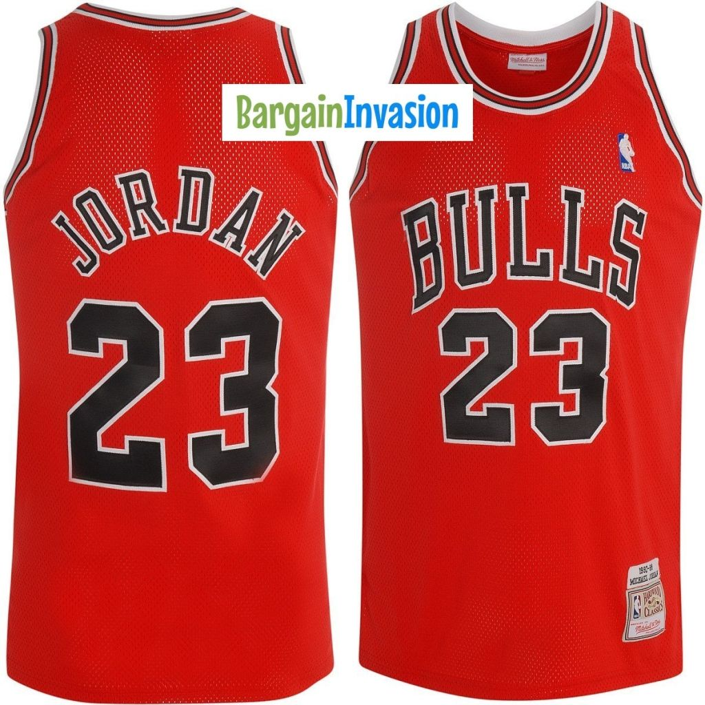 53381fb33 The classic  23 Michael Jordan jersey  )