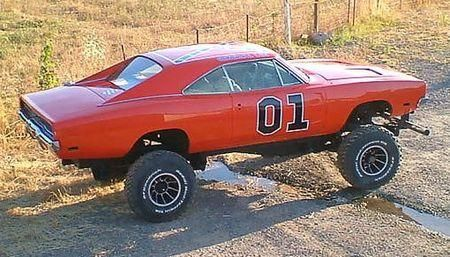 Lets Go Muddin Luke Cars Pinterest General Lee And Cars