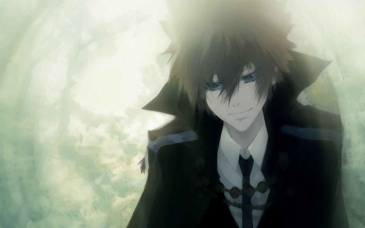 Katekyo Hitman Reborn Anime Smile Anime Anime Boy