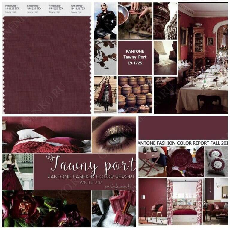 Pin By Julie Saldana On Cranberry Marsala Mmm Mauve Color Collage Good Color Combinations Color Trends Fashion