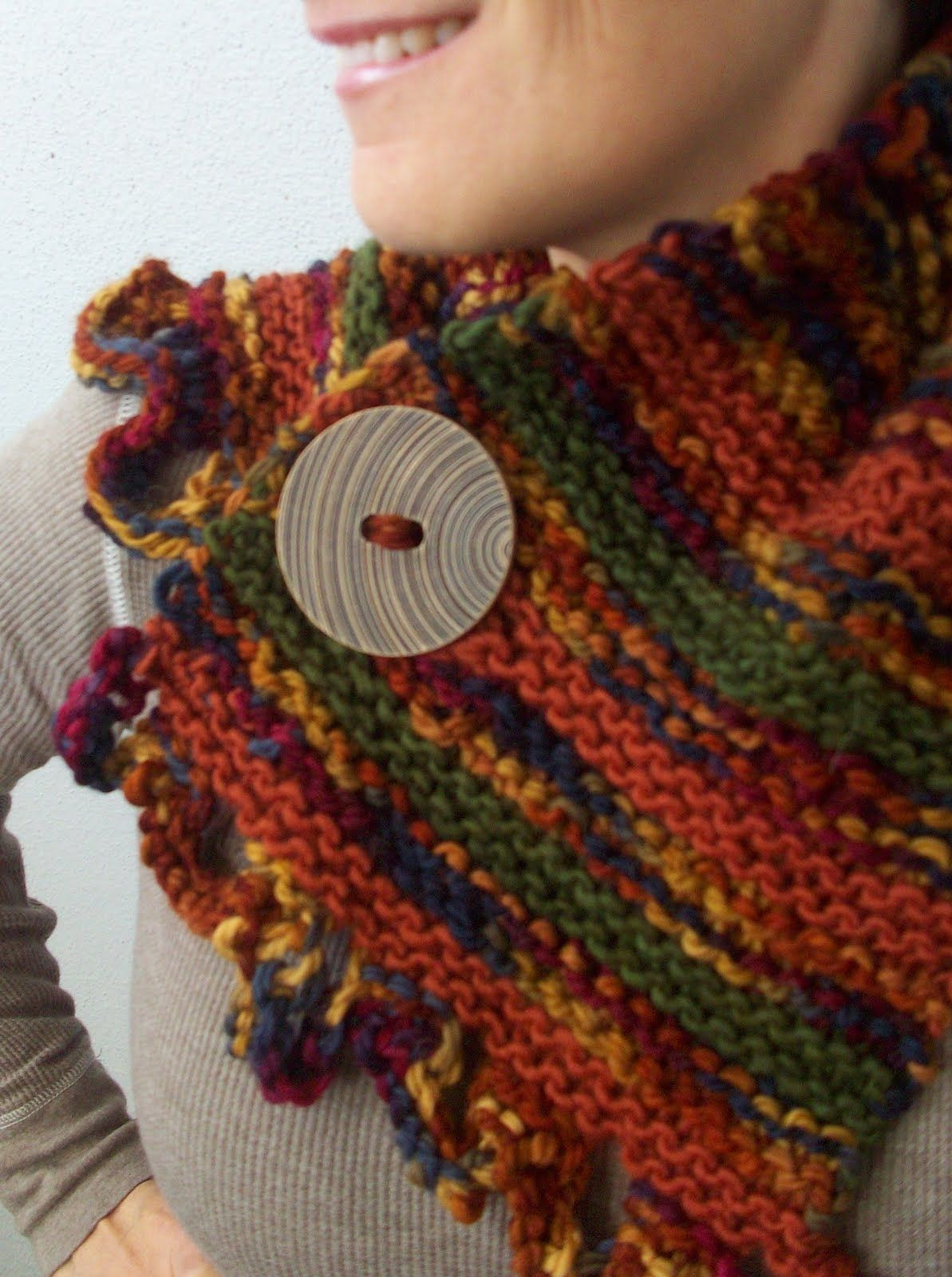 How to Knit a Decorative Bind-Off Edge | Creative Knitting ...