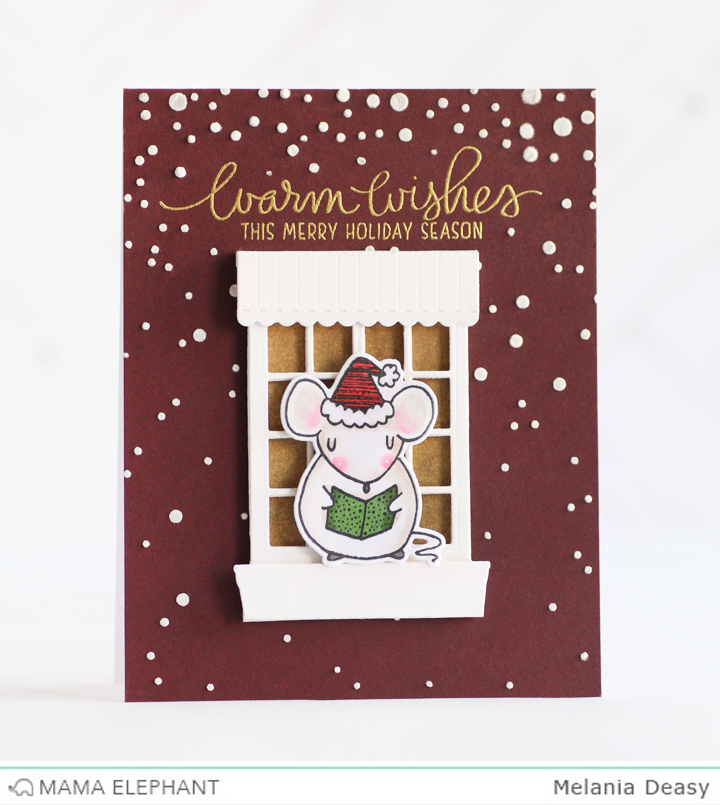 Mama Elephant-3rd Anniversary Stampede   Cards/ Christmas ...