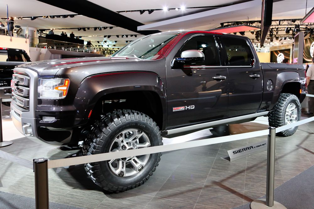 Well Made Photo Of Gmc Sierra All Terrain Hd Number Other Photos