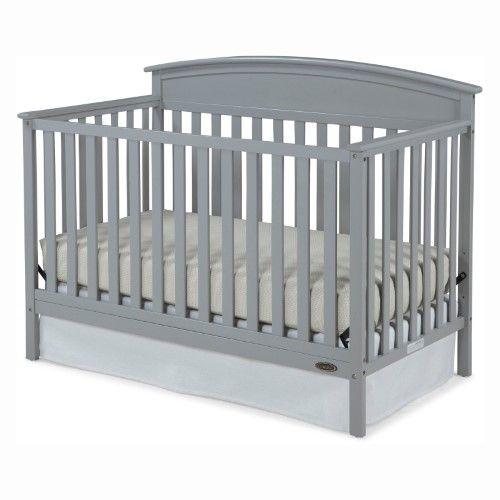 Graco Benton 5 In 1 Convertible Crib Jet Com Convertible Crib Cribs Crib Design