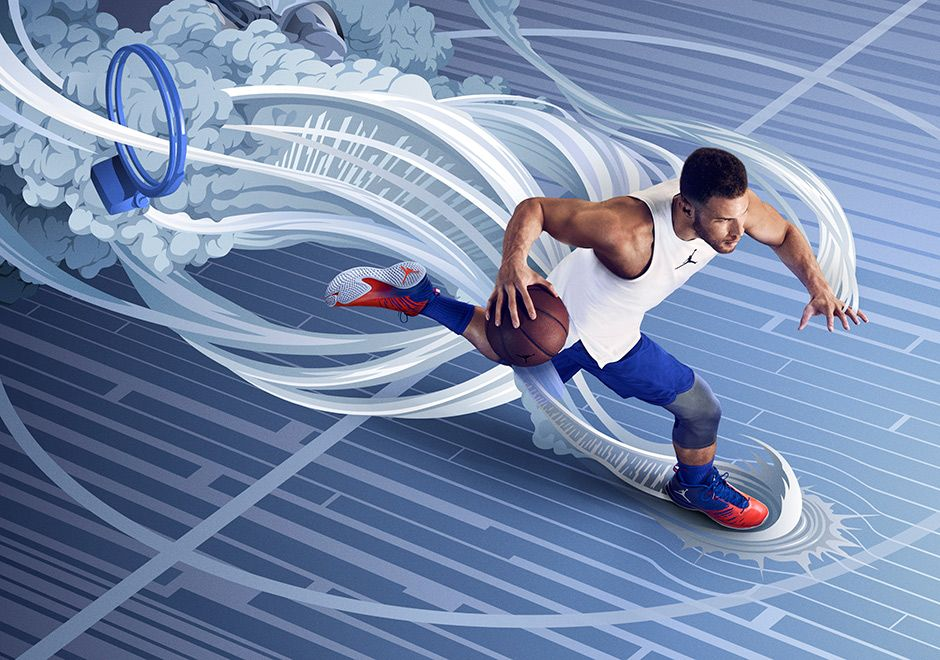 65b9209d3431f Jordan Brand Introduces Blake Griffin s Super.Fly 5