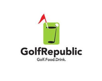 Логотип гольф-клуба