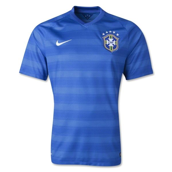 ee426cae This is the new Brazil away kit 2014/2015, Brazil's new alternate jersey  for the 2014 World Cup. The kit, made by Nike, was officially unveiled on 5  March, ...