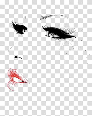 Hand Drawn Character Expression Lips Lips Clipart Hand Painted Character Png Transparent Clipart Image And Psd File For Free Download How To Draw Hands Free Art Hand Painted