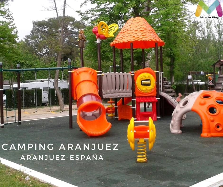 Parques Infantiles Miracle Play Panama Aranjuez Fire Hydrant Camping