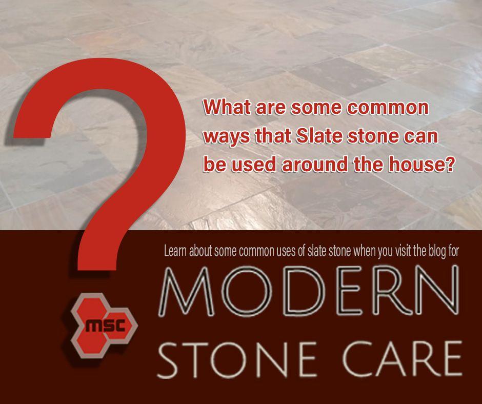 Slate Stone Polishing Houston Slate stone, Slate, Stone