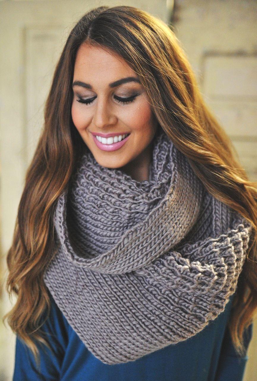 Dottie Couture Boutique - Cable Knit Infinity- Mocha, $22.00 (http://www.dottiecouture.com/cable-knit-infinity-mocha/)