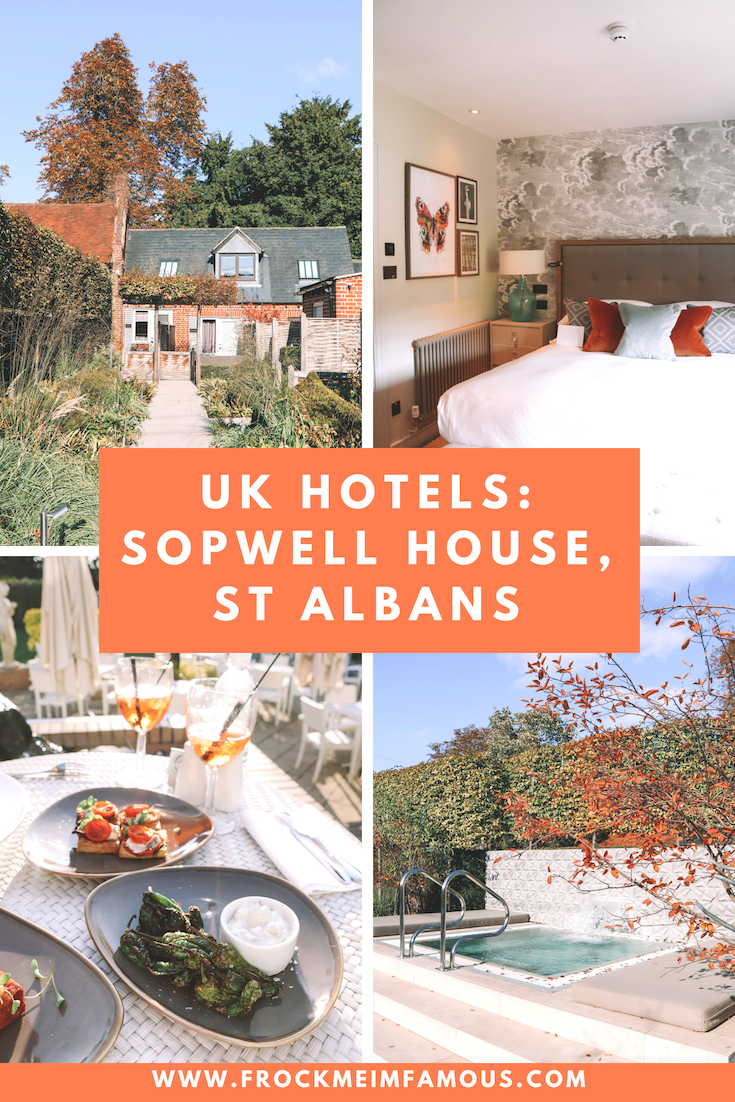 Uk Hotels Sopwell House St Albans