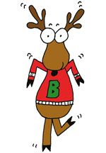 Image result for reindeer boogie