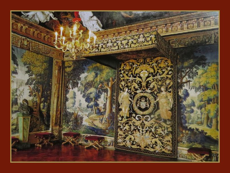Throne room · Royal Palace in Stockholm Sweden- Audience Chamber of the State Apartments. Canopy of & Royal Palace in Stockholm Sweden- Audience Chamber of the State ...