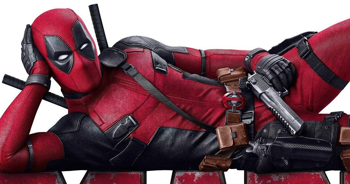 'Deadpool' Is Coming to Bluray & DVD This Spring, Pre