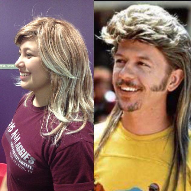 I Found Joe Dirt S Daughter Joe Dirt Hair Styles Dreadlocks