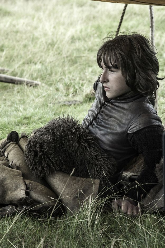 "Isaac Hempstead Wright as Bran Stark. | 23 Reasons To Get Excited About ""Game Of…"