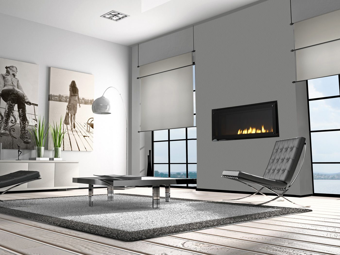 heat and glo cosmo 42 gas fireplace cozy mountain house