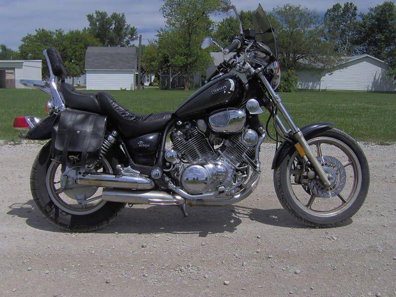 Mike S 1992 Yamaha Virago 1100 Yamaha Virago Classic Bikes Yamaha