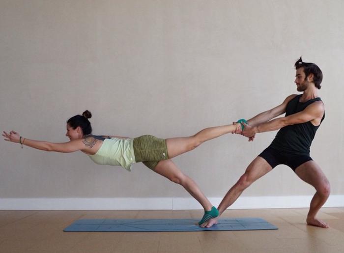 The 5 Best Partner Yoga Pics On Instagram This Week