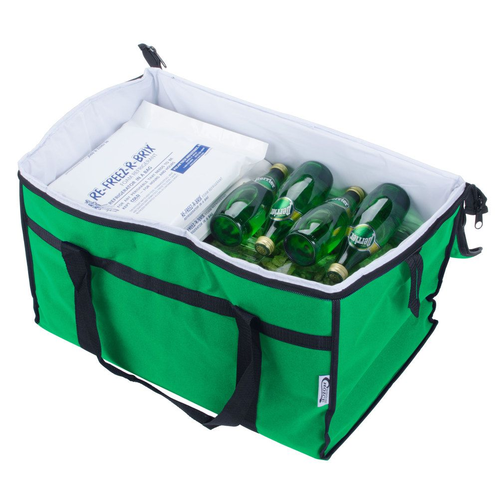 Choice Insulated Leak Proof Cooler Bag / Soft Cooler, Green