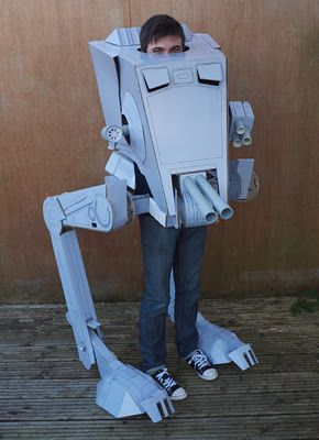 Epic AT-ST costume