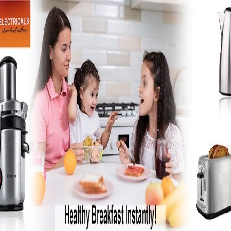 Kitchen Appliances Which Help You Prepare Your Healthy Breakfast Instantly Are Much In Demand Nowadays With Hectic L Healthy Breakfast Food Breakfast