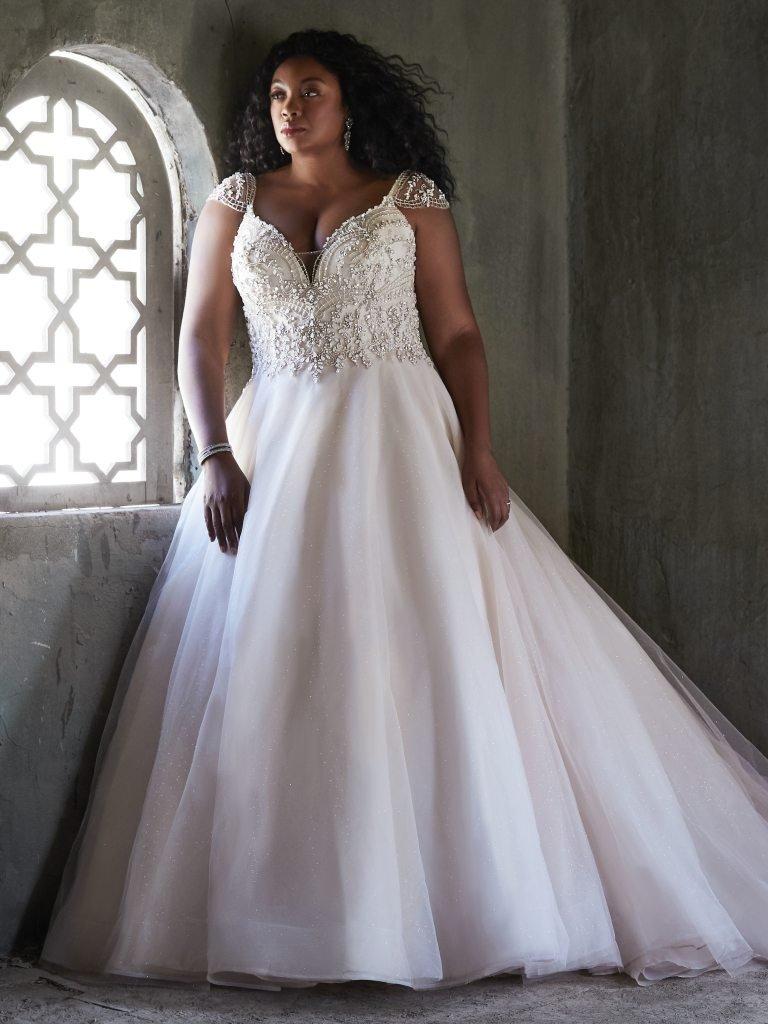 Zandrina By Maggie Sottero Wedding Dresses In 2020 Wedding Dresses Ball Gown Wedding Dress Wedding Dresses Princess Ballgown