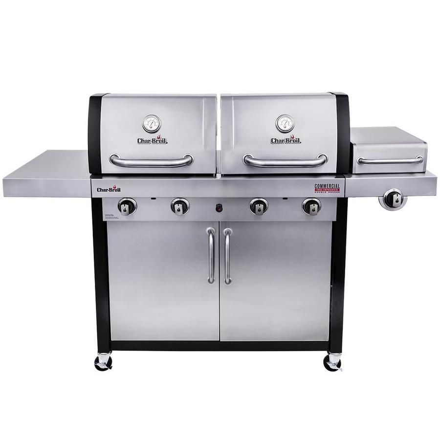 Char Broil Double Header Tru Infrared Gas Grill Review Gas Grill Gas Grill Reviews Char Broil