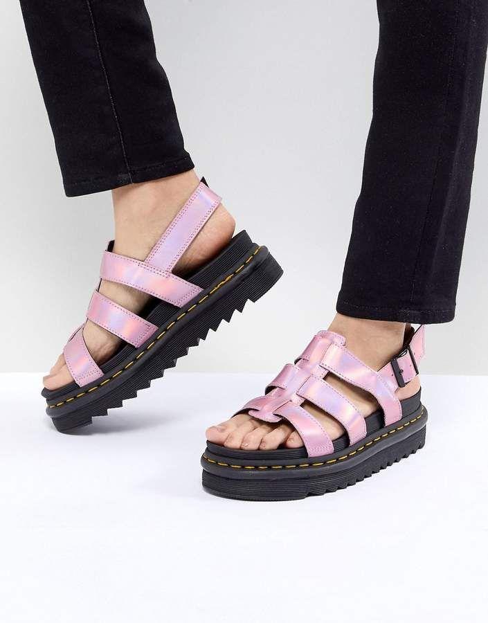 Dr. Martens Women's Yelena Sandals