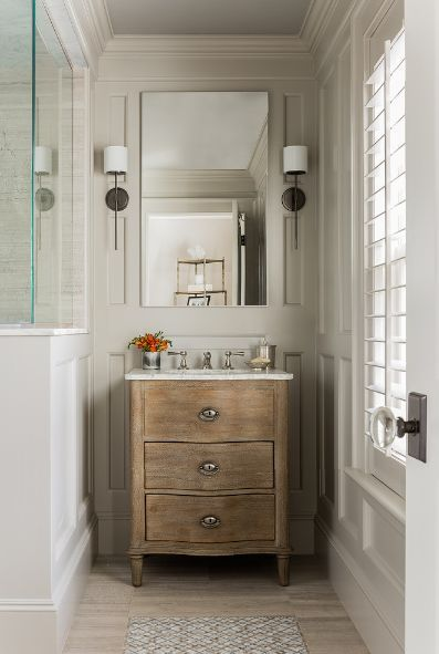There Are Several Different Styles Of Bathroom Vanities Below
