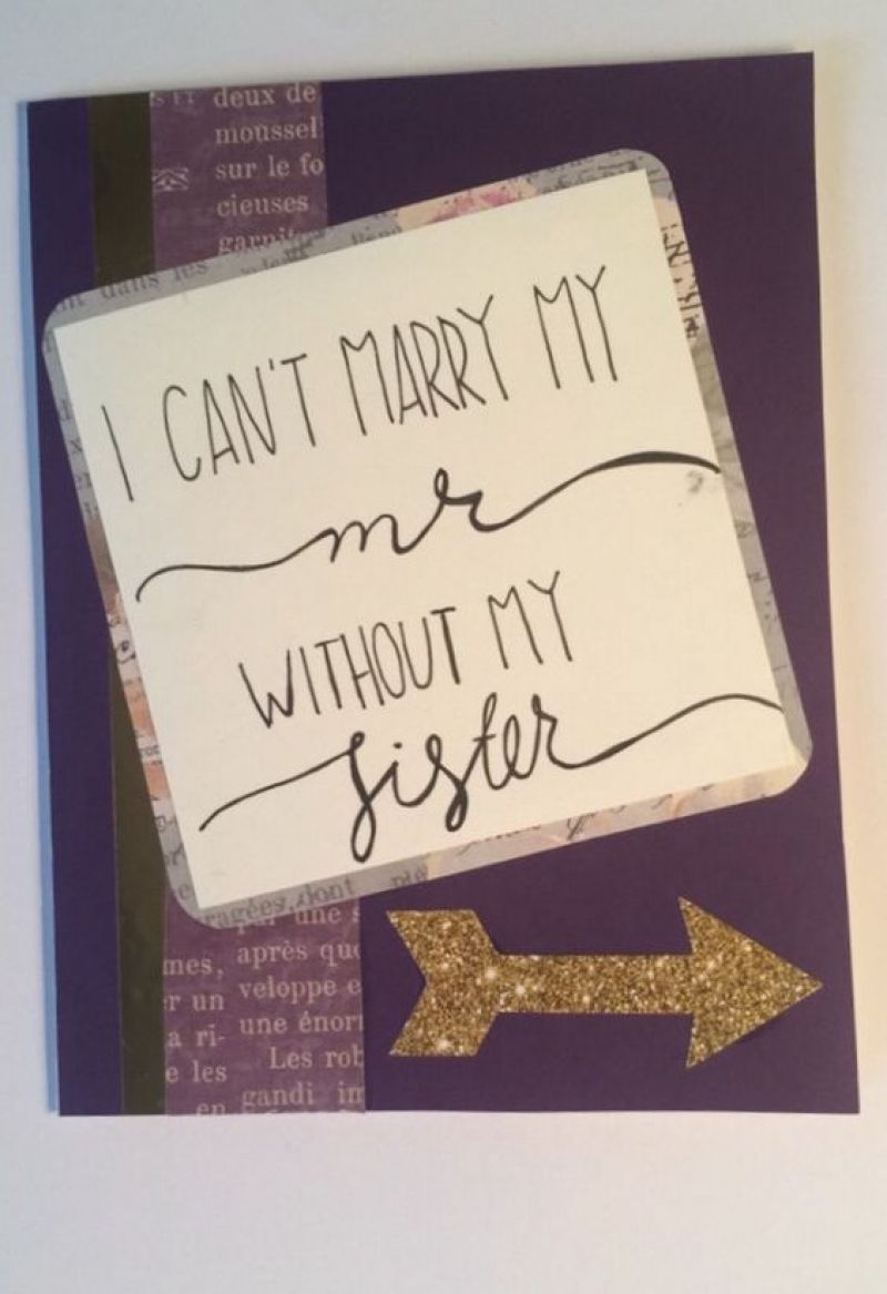 Beautiful sayings to ask bridesmaids to be in your wedding