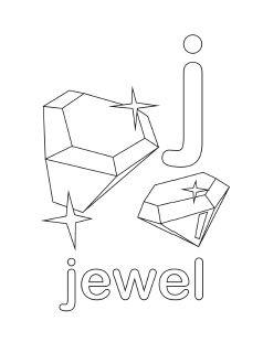 Free printable alphabet coloring