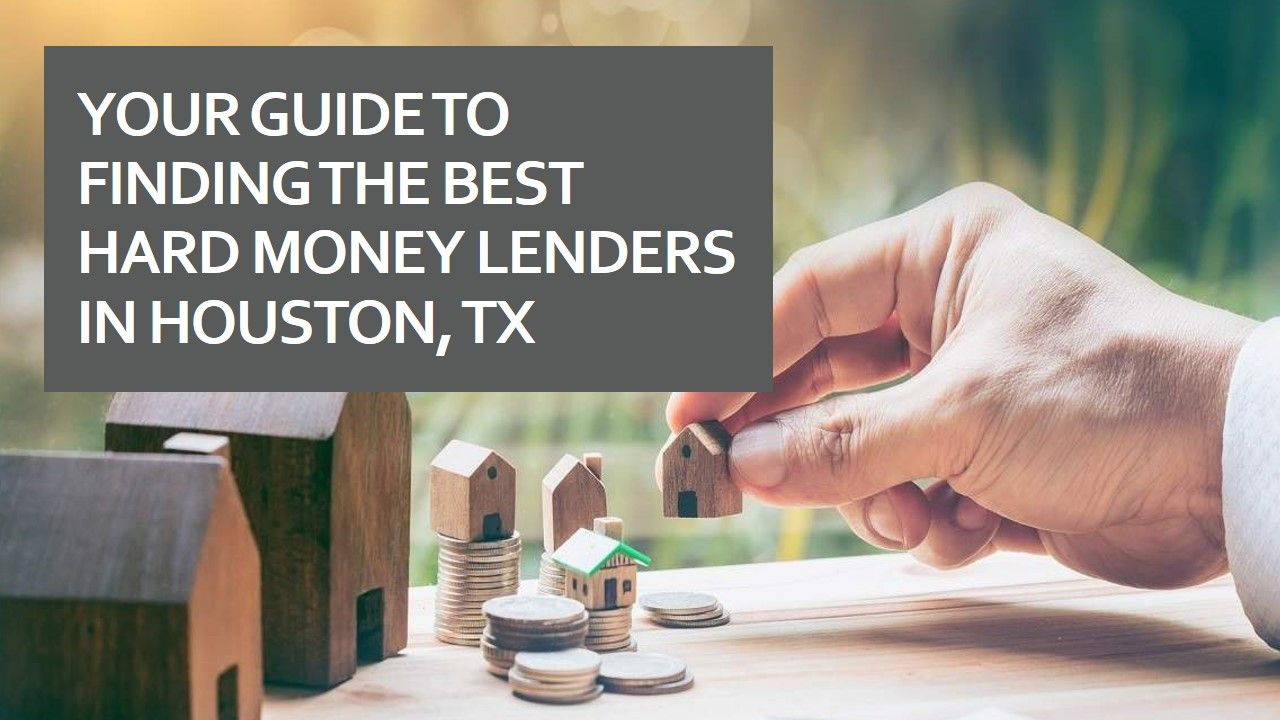 How To Find Hard Money Lenders For Real Estate