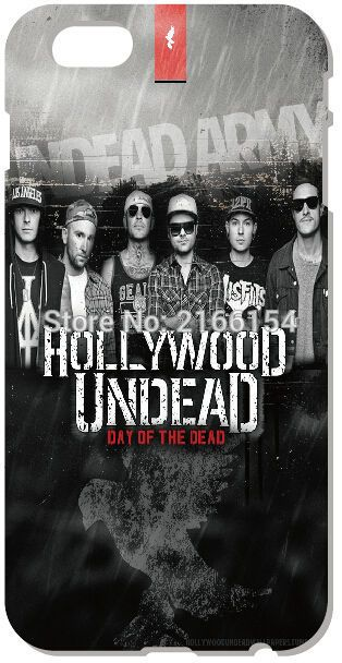 >> Click to Buy << Hollywood Undead cover For iphone 5S SE 5C 6 6S 7 Plus Touch 5 6 For Samsung Galaxy S3 S4 S5 Mini S6 S7 Edge Note 3 4 5 C5 Case #Affiliate