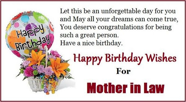 47 happy birthday mother in law quotes happy birthday mother law 47 happy birthday mother in law quotes my happy birthday wishes m4hsunfo Gallery