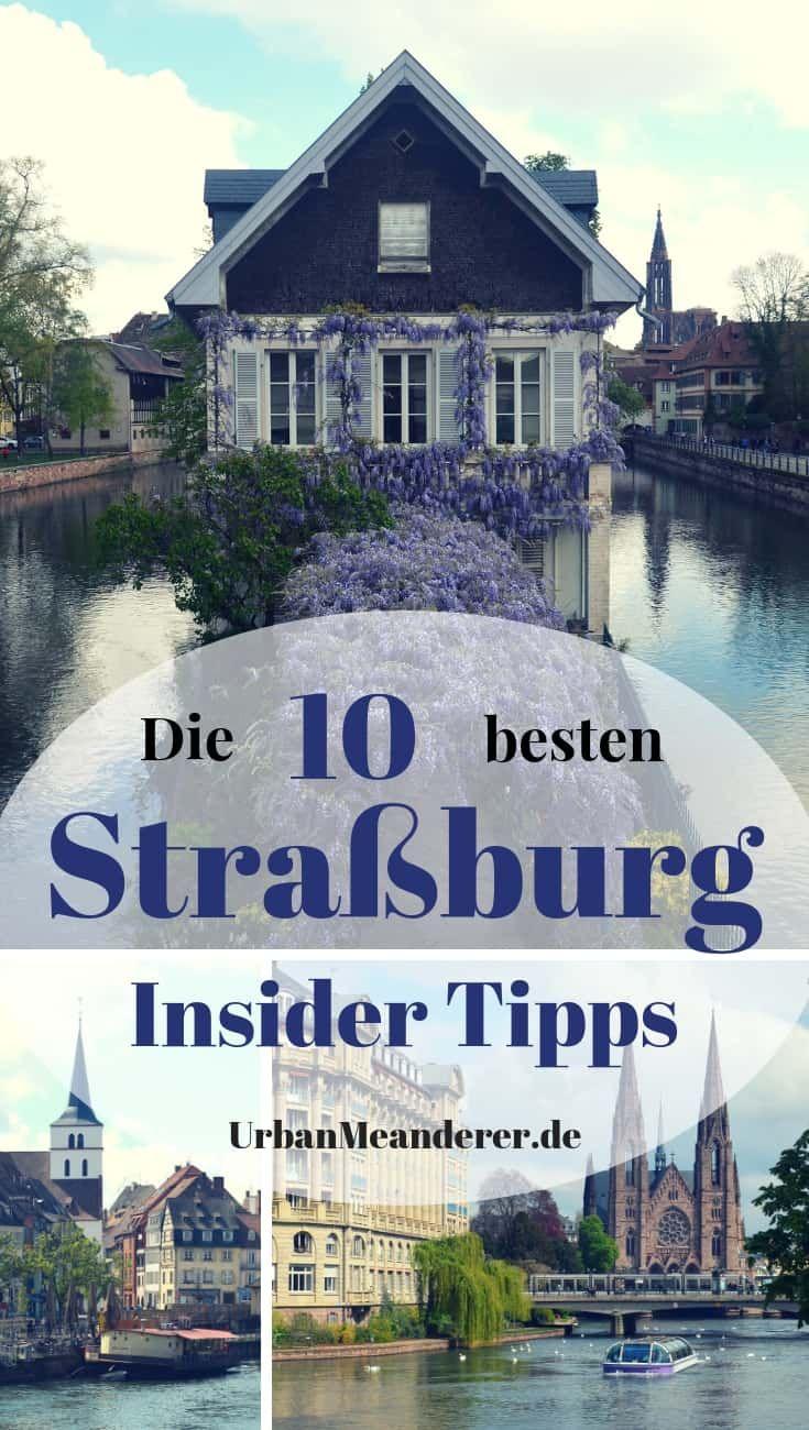 Straßburg Insider Tipps: 10 Tipps abseits der üblichen Highlights | Reiseblog Urban Meanderer