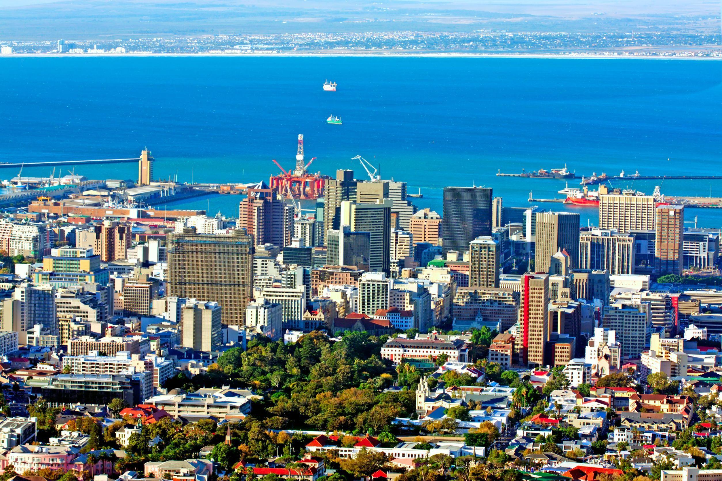 Resultado de imagem para Cape Town, Africa de Sud