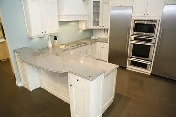 Seifer Countertop Ideas - traditional - kitchen countertops - new york - Seifer Kitchen Design Center