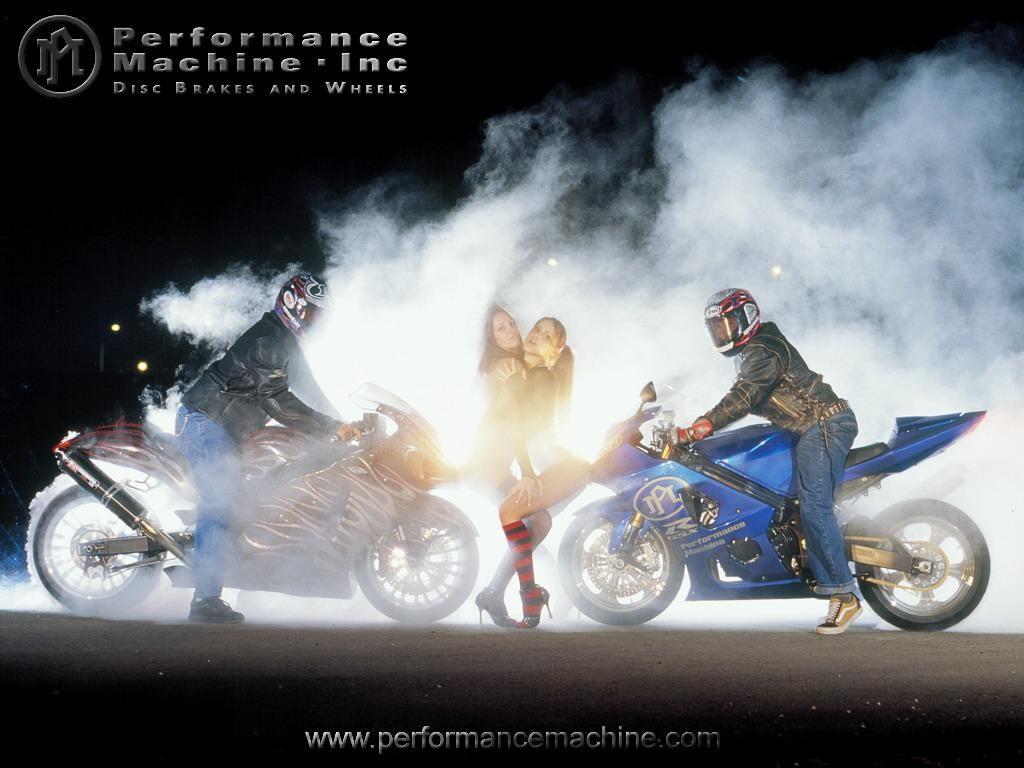 Motos esportivas, , Motocicleta