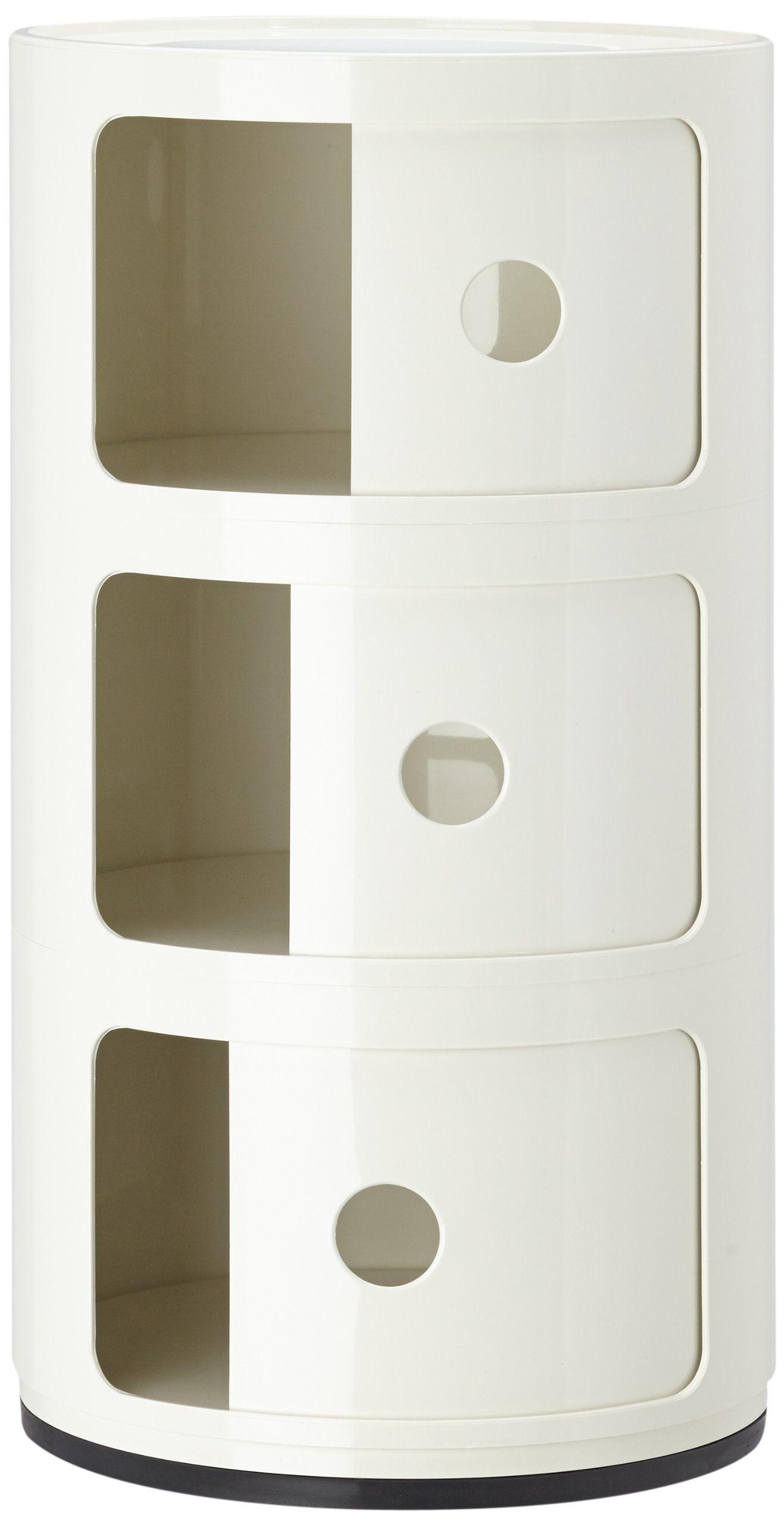 Kartell 496703 Componibili Meuble De Rangement Blanc Amazon Fr Cuisine Maison Meuble Rangement Kartell Componibili Cuisines Maison