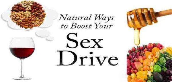 sex increase food