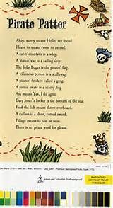 Pirate Life Poem   Pirates   Pinterest   Poems   Pirate