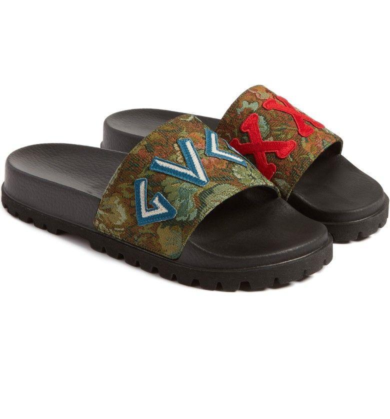Main Image , Gucci \u0027Pursuit Treck\u0027 Slide Sandal (Men