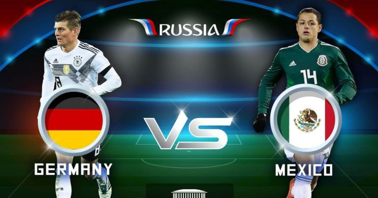 Watch Live Germany Vs Mexico Live Stream World Cup 2018 Football Free With Images Germany Vs Russia World Cup World Cup