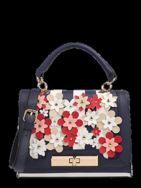 53cbfc06dce3a Schultertaschen für Frauen - ALDO Schultertasche  MOMMIO  navy  bags   fashion  accessories