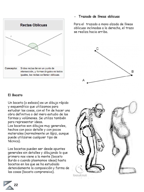 Dibujo Tecnico Y Artistico
